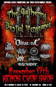 Gathering of Bestial Vengence II